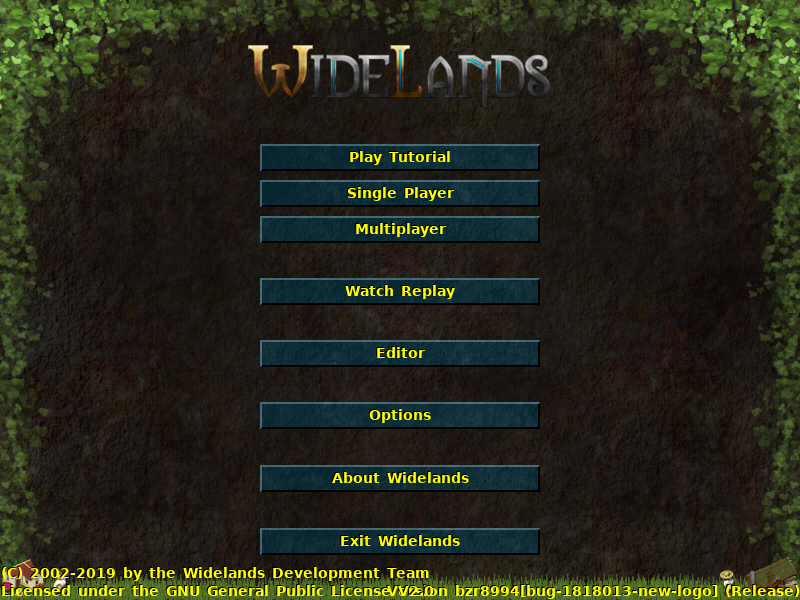 Widelands Logo